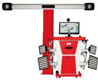 Garage tools 3D wheel alignment - CE approved