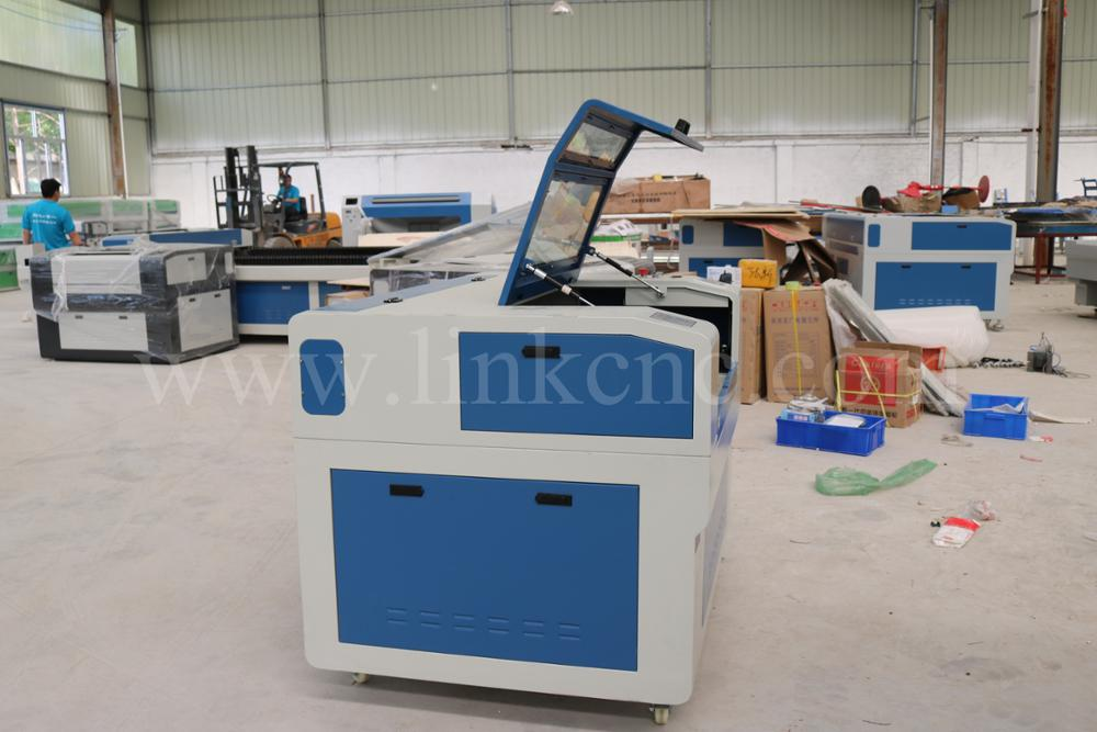 Alibaba trade assurance 9060 laser machine with ruida controller