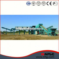 Best selling product of small recycling equipment