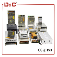 Shanghai DELIXI quad output SMPS power supply