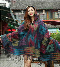 Wholesale New Style Ponchos And Shawls Women