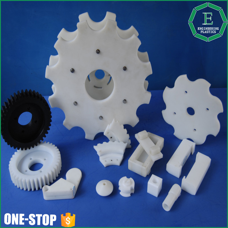 good quality engineering plastics customized design pom mini worm gear