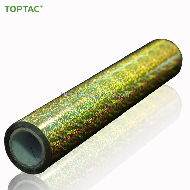 hot stamping foil in rolls HMT2026 GOLD laser