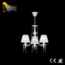 Contemporary Retro Large Hotel Colorchanging Chandelier Pendant Lamp Large