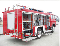 China new 4x2 fire fighting truck brand new fire truck