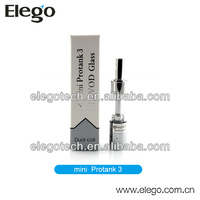 Original Mini Protank 3 Kanger New Pyrex Glass Tank for E Cigarette Best Vaping Tank from Kangertech
