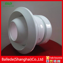 hvac system Aluminum ball Air flow jet nozzle diffuser from shanghai
