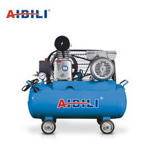 Most popular small cheap price single phase motor 6bar 1hp 30 liter piston air compressor de ar