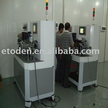 coil winding machine for wires
