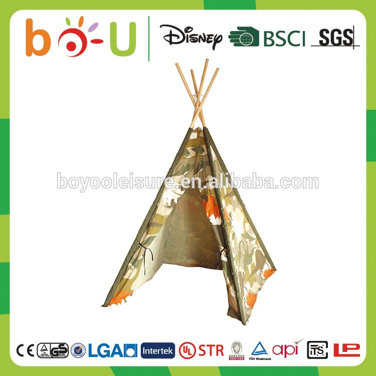 Newest Hot Selling manufacturer price contemporary kids bed indian play tent