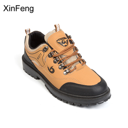 2018 outdoor waterproof durable rock climbing trekking hiking shoes