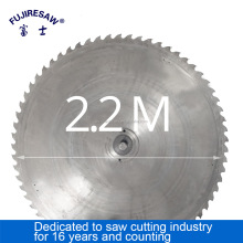 2.2 Meter Saw Blade for Cutting Paper