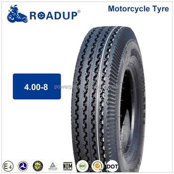 India Tech ROADUP llanta de moto 400-8 8PR automiler bajaj camera 4.00 - 8 TR87