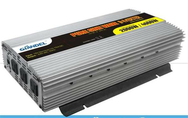 universal inverter ccfl Solar pure sine wave inverter 2000w PC8-2000S