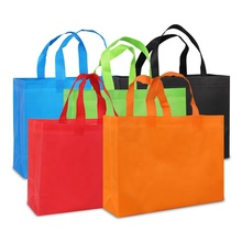 Wholesale Custom Personalized Non woven bag Promotional Reusable Cloth Shopping Tote Bags with <strong>Logo</strong>