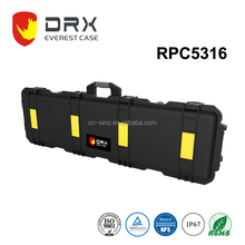 Hard PP plastic shockproof waterproof long gun cases