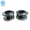 vibration isolator ansi class 150 flange flexible rubber joint water compenstaor