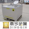 1000L 1500L 2000L Sunflower seed oil stainless steel ibc tank