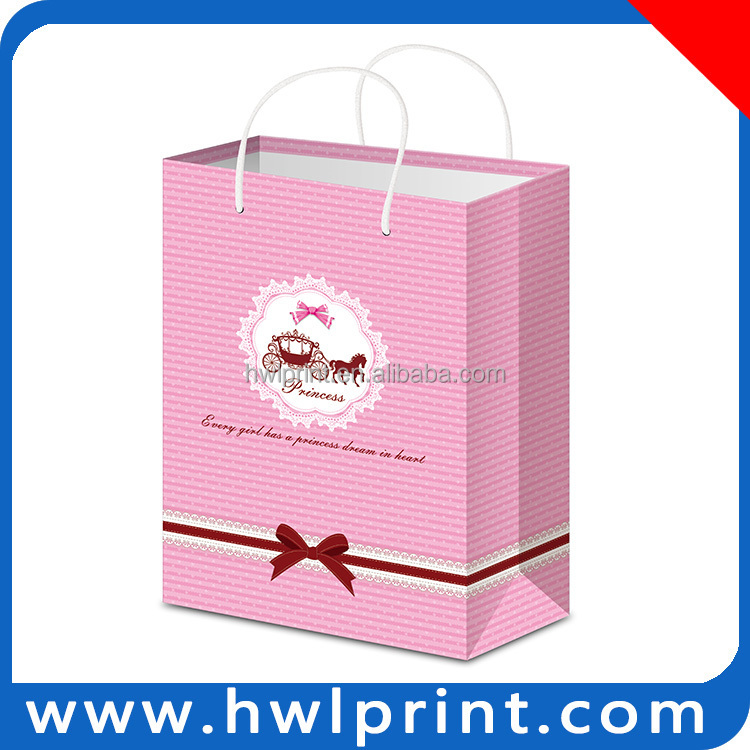 Luxury shopping paper bag OEM eco felt tote bags