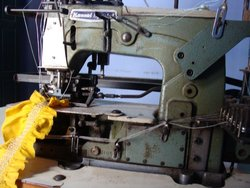 used industrial frill sewing machine