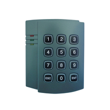 Low Frequency Door weigand id remote rfid keypad card reader for Hotel Lobby Entrance