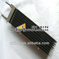 MMO Coated Titanium Plate for Poor Chlorinator Cell