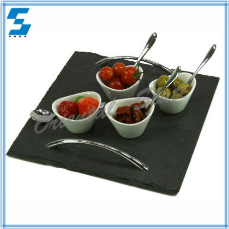 Unique style high quality fashion design dinner serving tray