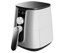 Commercial Chicken Wing Electric 0.5L 1.2L Home Deep Fryer