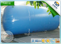 biogas holder for biogas