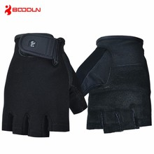 Durable and abrasion resist weight lifting gloves