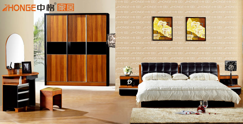 Nice design new classic luxury bedroom furniture for young JK-9131S JK-9131