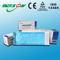 Buy Disposable Autoclave Sterilization Paper Bags for Steam EO ...