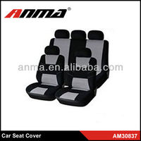 Anma zebra seat covers cars/hemp car seat covers/super cheap car seat covers
