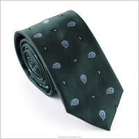 Professional wholesale Plaid Tie Silk Dotted Men's Tie