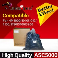 ASC5000 toner Powder compatible use for HP 1000/1010/1012/1100/1150/1200/1220/1300/1160/1320/4000/4100/5000/5100/5200