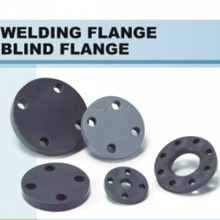 "1/2""-24"" pvc pipe fitting blind flange"