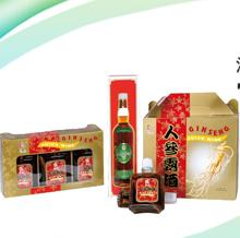 High quality ginseng root ginseng juice wine