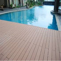 China New Product Eco Friendly Decking