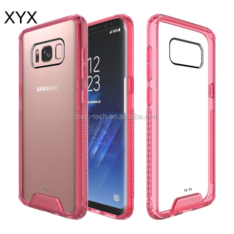 New Arrival Phone Case Mobile Phone Accessories Acrylic Case Cover For Samsung Galaxy S8 For Samsung S8