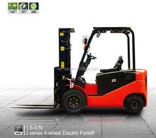 EP J Series Standard Feature CPD15J Electric Forklift 1.5Ton