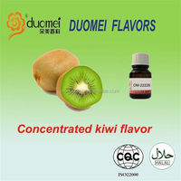 PG/VG based kiwi flavouring concentrate E flavor liquid