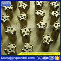 Factory direct supply drill bit grinder / flat face button bits in coal mining, metal mining