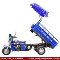 Alibaba Hot Products Cheap 3 Wheel Car Three Wheel Dump Truck Used -Adult Tricycle for Sale