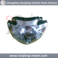 China Factory Front fender Used For bajaj TVS motorcycle spare parts