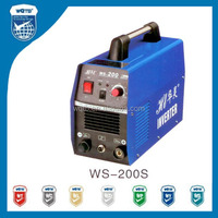 Portable PMW high efficiency Inverter DC TIG wire mesh welding machine