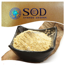 Cosmetic grade Superoxide Dimsutase sod natural source