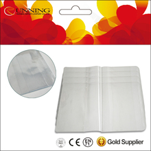 A4 PVC Plastic book Binding Cover clear