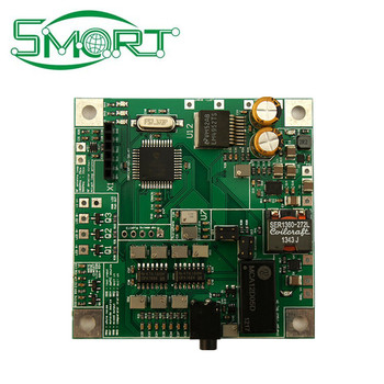 Smart Electronics~ OEM Electronics Manufacturing Services for High-precision Products with 0201 Size, PCB Assembly PCBA