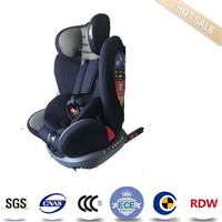 low price child isofix car seat for baby 0 36KG group0 123 ecer4404