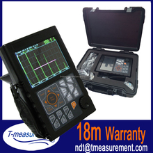 Ultrasonic Testing Of Welds Ultrasonic Testing In Ndt Flaw Detector